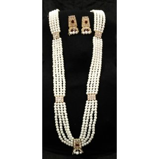 long pearl neckless