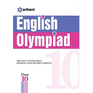 Olympiad Books Practice Sets - English Class 10Th