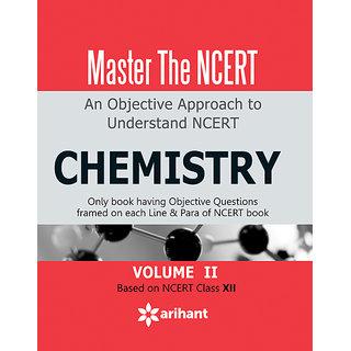 Master The Ncert Chemistry Vol.Ii