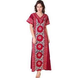 Womens Nighty(2 Night Dress)