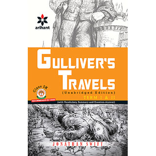 GulliverS Travels Class 9Th