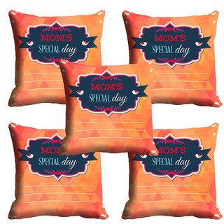 meSleep Moms Mothers Day Cushion Cover (16x16)