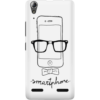 The Fappy Store Smartphone  Lenovo A6000 Back Cover