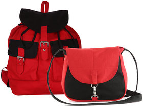 Vivinkaa Black Printed Handbags