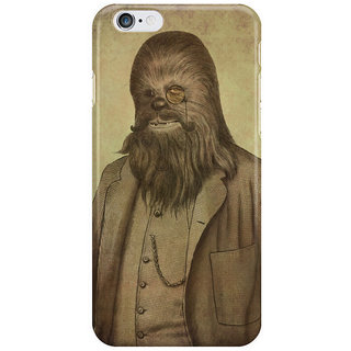 The Fappy Store Chancellor-Chewie Back Cover For Iphone 6S