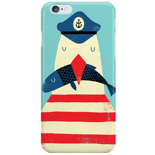 The Fappy Store A-Sailors-Life-For-Me Back Cover For Iphone 6S Plus