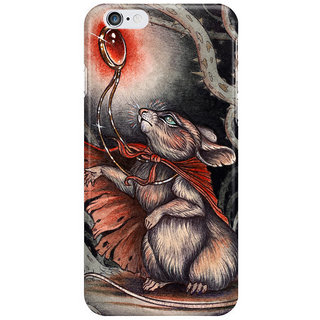 The Fappy Store Courage-Of-The-Heart Back Cover For Iphone 6S Plus