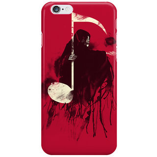 The Fappy Store Death-Note Back Cover For Iphone 6S Plus