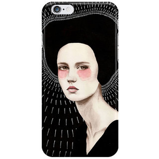 The Fappy Store Freda Back Cover For Iphone 6S Plus