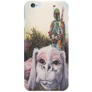 The Fappy Store A-Boy-And-His-Dog Back Cover For Iphone 6S Plus