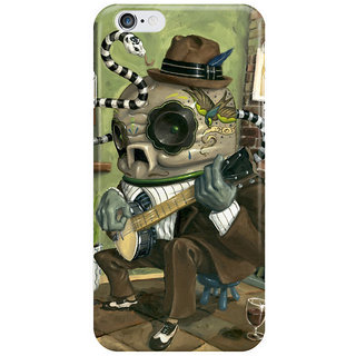 The Fappy Store Calabanjo Back Cover For Iphone 6S Plus