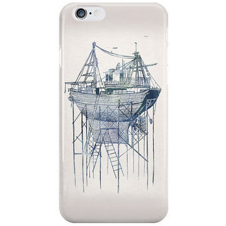 The Fappy Store Dry-Dock Back Cover For Iphone 6S Plus