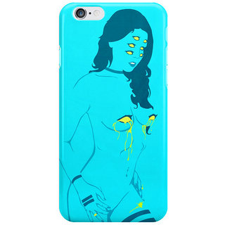 The Fappy Store Inhuman-Needs Back Cover For Iphone 6S