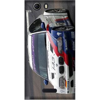 WOW Printed Back Cover Case for Micromax Canvas Nitro 2 E311