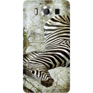 WOW Printed Back Cover Case for Microsoft Lumia 950