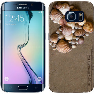 WOW Printed Back Cover Case for Samsung Galaxy S6 Edge