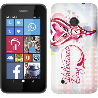 WOW Printed Back Cover Case for Nokia Lumia 530