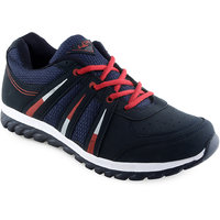 Lancer Mens Blue Sports Shoes Shoes