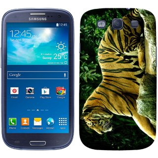 WOW Printed Back Cover Case for Samsung Galaxy S3 Neo