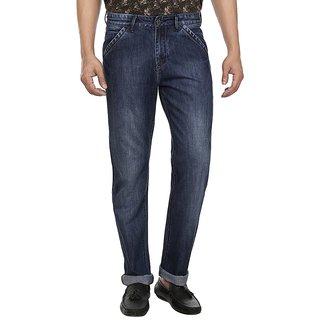 Fever Blue Denim Solid Jeans