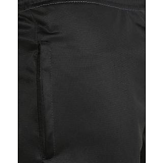 12ff199e67 Gumber Black Solid Trackpants