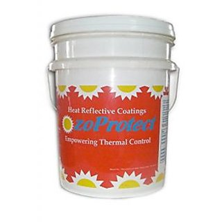 Exterier Wall Paint for Sun Protect Roof Cooling Paint White Roof Paint(white)(20kg)