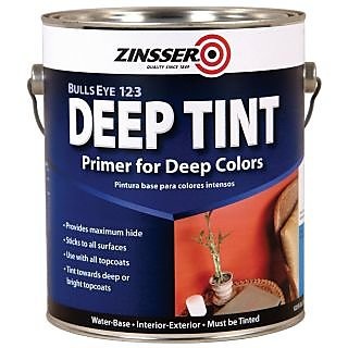 Rust-Oleum Bulls Eye 1-2-3 Water-Base Wall Primer for Deep Colors