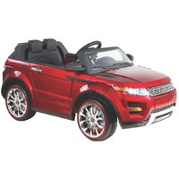 Hlx-Nmc Battery Operated Cosmic Overdrive Rover Car- Red