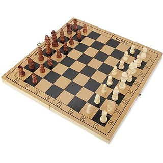 Chess Box Set 15 inch(Multicolor)