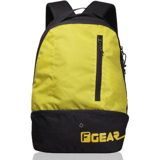 F Gear Shock Gym Bag(Yellow)