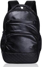 F Gear Luxur 25 liter Laptop Backpack (Black )