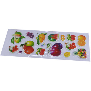 Saamarth Impex Fruits Design Various Design Stickers SI-145