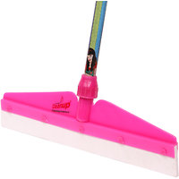 Pranays Cleanup Pink colored Plastic Wiper for Floor Cleaning