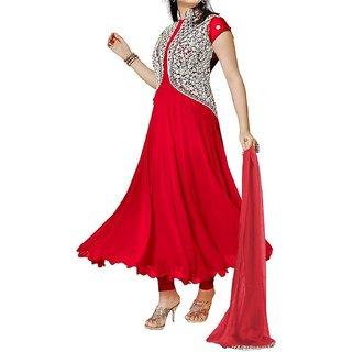 Kishore Creatio Semi Stitched Anarkali
