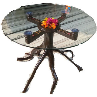 Tea Plants Center Table
