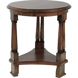 Classy Solid Wood Side Table