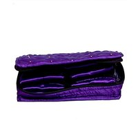 Kuber Industries Locker Jewellery Vanity Multi Purpose         (Purple) 42