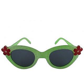 Polo House USA Kids Sunglasses Color-Green-HelloB1202greengrey