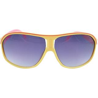 Polo House USA Kids Sunglasses Color-Yellow-BenB4515yellow
