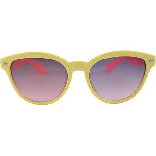 Polo House USA Kids Sunglasses Color-Yellow-FusionB3414yellow