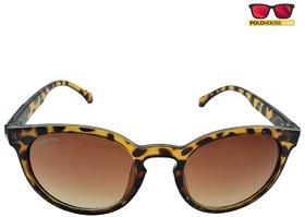 Polo House USA Womens Sunglasses,Color-Light Brown-JuliandasW5008trbrown