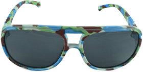 Polo House USA Kids Sunglasses ,Color-Multi-MissionB104bluelt