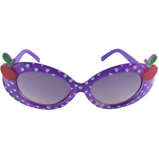 Polo House USA Kids Sunglasses ,Color-Purple-HelloB1201purplegrey