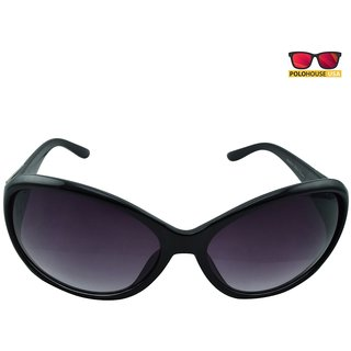 Polo House USA Womens Sunglasses,Color-Black-KillerW4615black