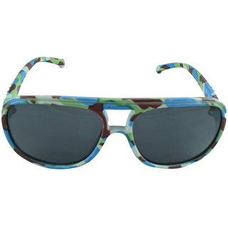 Polo House USA Kids Sunglasses Color-Multi-MissionB104bluelt