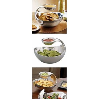 Shopeeroyce CHIP AND DIP BOWL