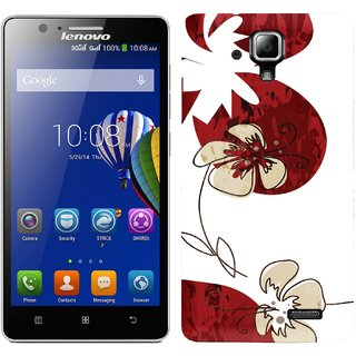 WOW Printed Back Cover Case for Lenovo A536