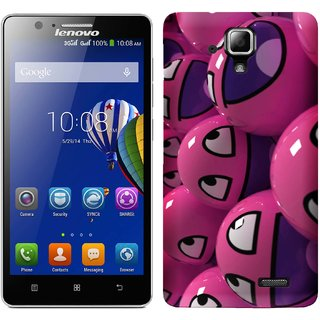 buy online 40751 d8a64 WOW Printed Back Cover Case for Lenovo A536