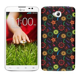 WOW Printed Back Cover Case for LG G Pro Lite D686