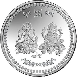 Buy Mmtc Pamp 10 Gram Silver Coin Online ₹699 From Shopclues